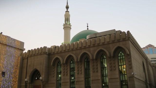 Omeir Bin Yusuf Mosque