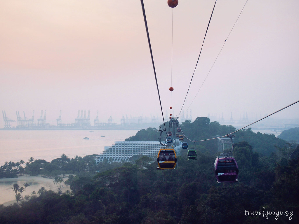 cable car at sentosa - travel.joogostyle.com