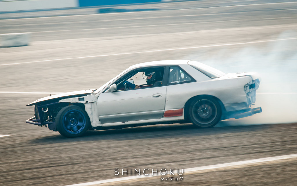 Evergreen Drift - Open Drift (10-17-15)