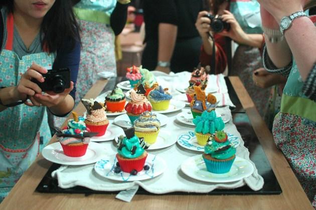 Blogger Cupcakes
