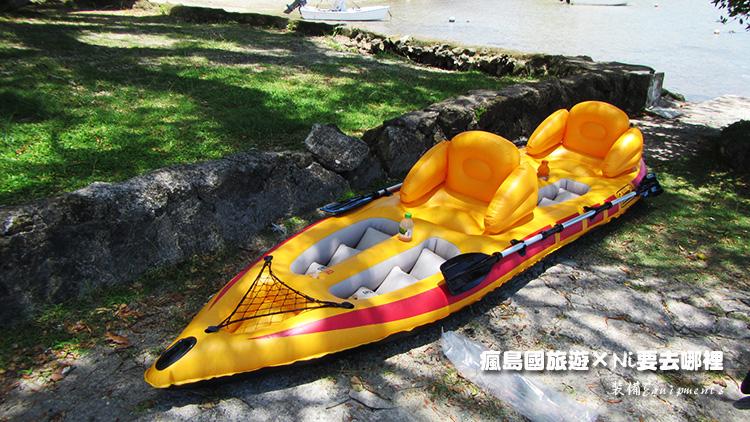 10充氣船