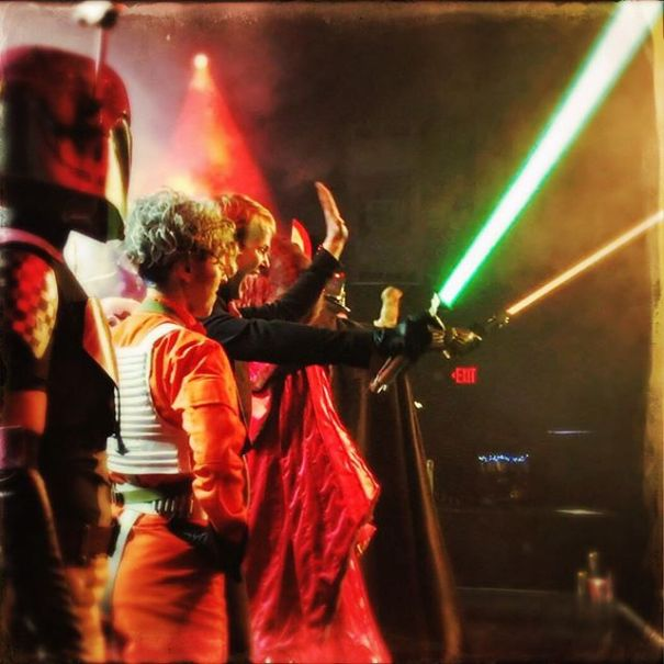 Star Wars at First Avenue