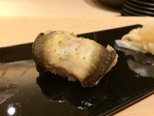 穴子@魚こう鮨 西荻窪店