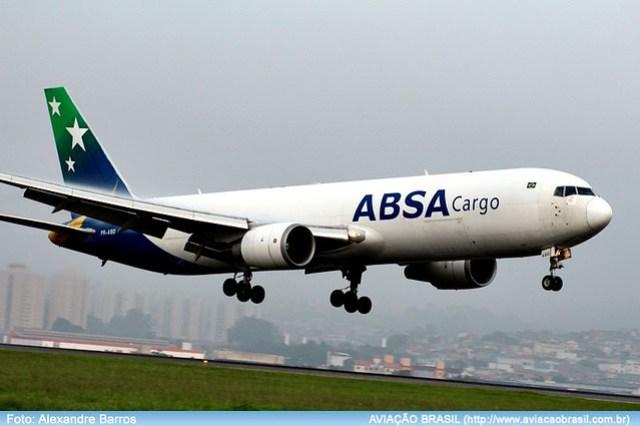 Absa Cargo - PR-ABD