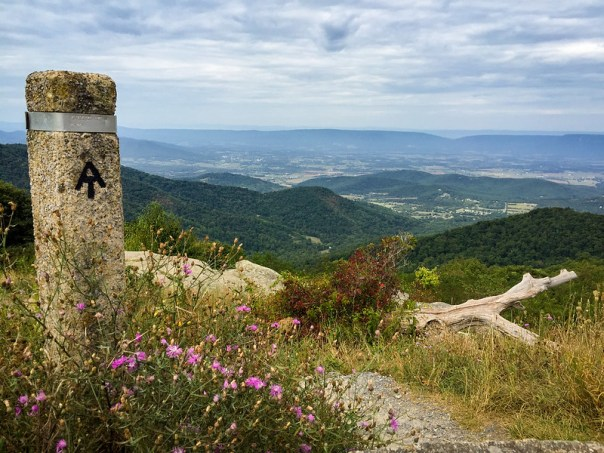Appalachian trail view