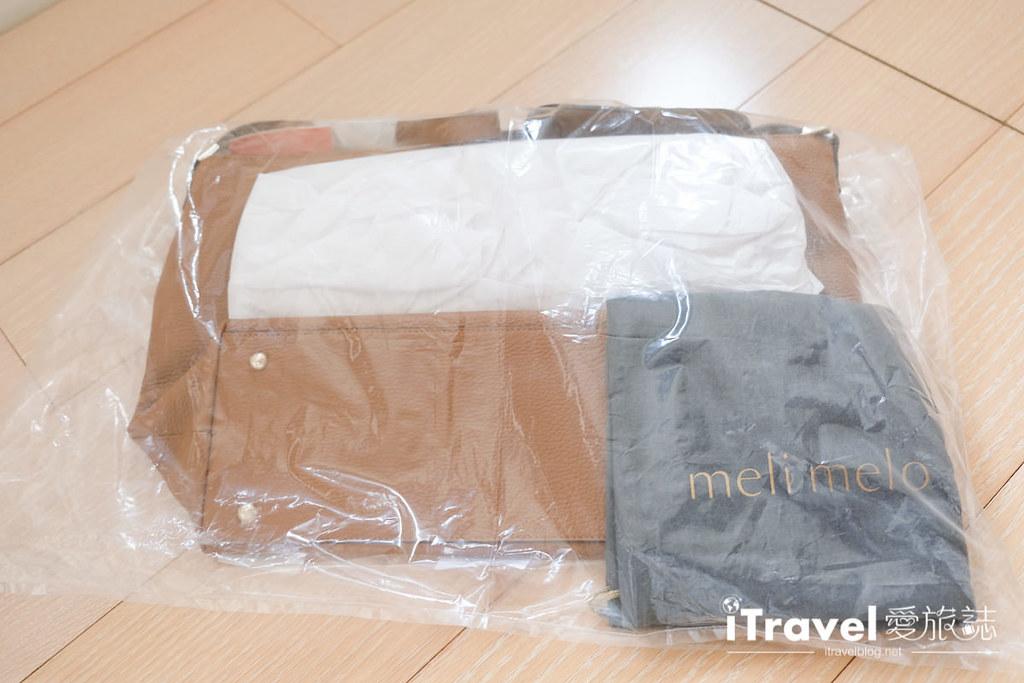 Meli Melo 肩背包开箱 (5)