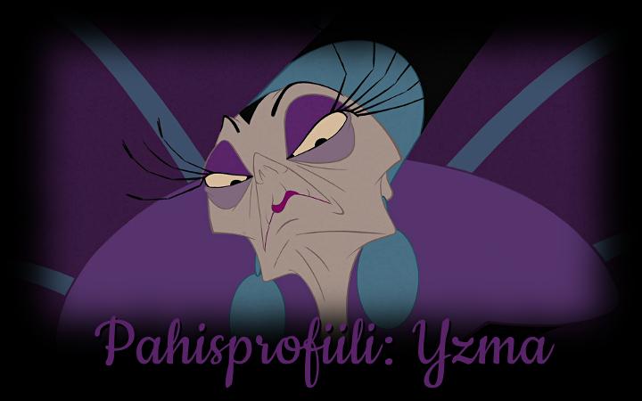 Pahisprofiili: Yzma - Disnerd dreams