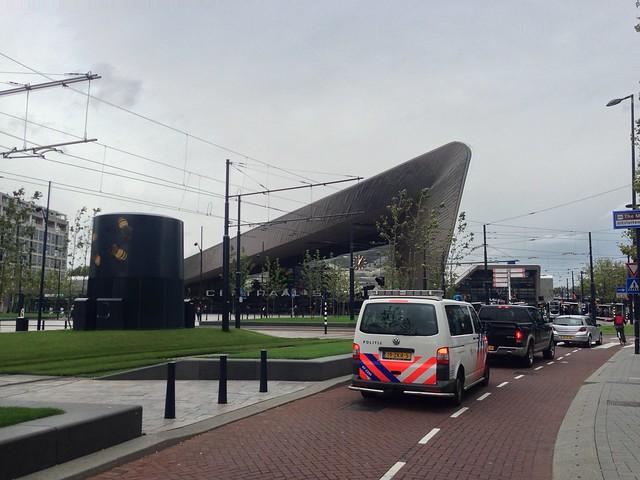 Rotterdam Centraal (train station)