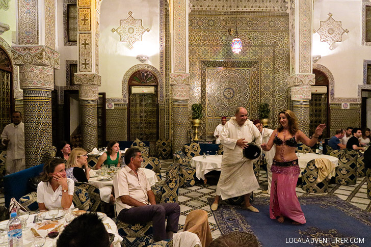 Belly Dancing in Fes (What to Do in Morocco).