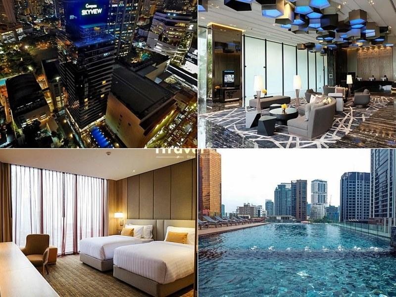 《曼谷酒店推荐》2016年21间全新开业星级酒店全收录