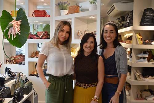 Roberta Tenório, Alessandra e Vanessa Marin