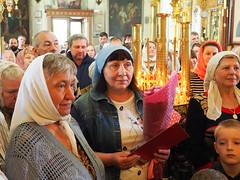 День жен-мироносиц в Павлино