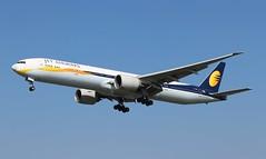 VT-JET Boeing 777-35RER Jet Airways
