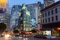 San Francisco: Columbus Avenue