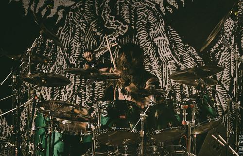 Watain - Live at Monteray, Kyiv [10.05.2019]