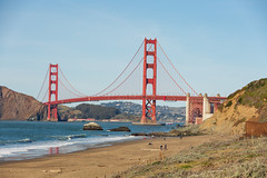San Francisco: Baker Beach