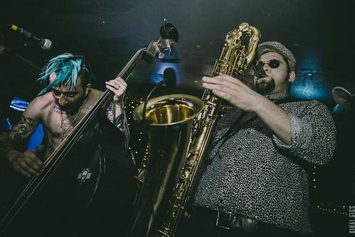 The Hypnotunez - Live at Тёплый ламповый, Kyiv [25.05.2019]