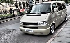 2003 Volkswagen Transporter.