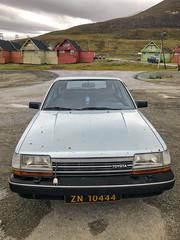 Electric car - Longyearbyen