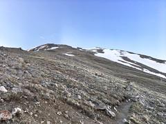 The Northwest Ridge route