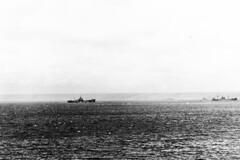 US Ships Off Guam