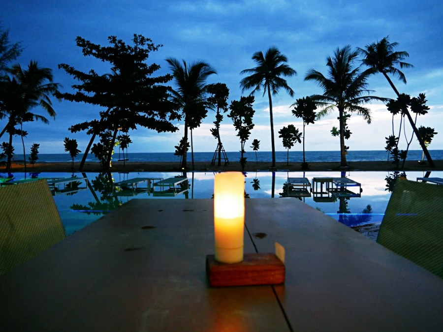 [拷拉住宿]泰國南部 拷拉維拉飯店 (La Vela Khao Lak)~充滿三角元素的設計式飯店.新落成的渡假天堂 @VIVIYU小世界