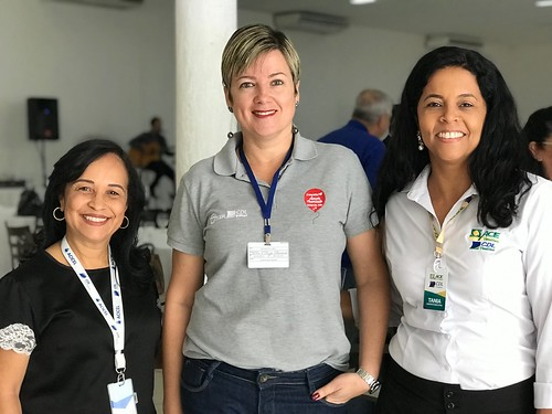 Sorarya Rolla, Daniela Sírio e Tânia Carvalho