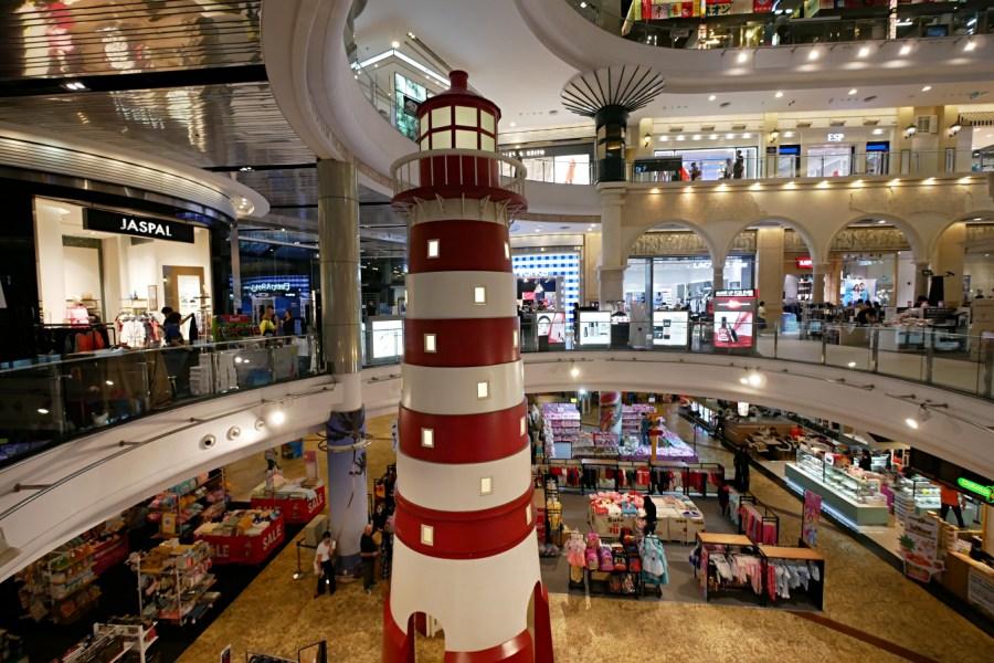 [曼谷美食]Terminal 21航站百貨|BTS-Asok站環遊世界風情~超便宜美食街.《上味泰餐館 Savoey》最新分店 @VIVIYU小世界
