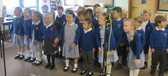 Rainbows in their recording session !