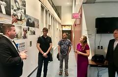 ITEA Ontario Tech Visit 2019