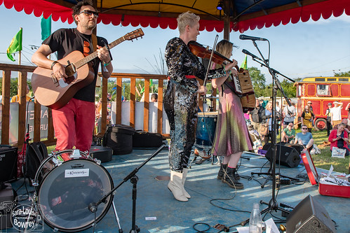 Beaubowbelles at Glastonbury 2019 Wednesday