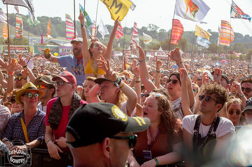Glastonbury 2019  Saturday