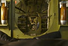 Static Display of WWII Era Seaplane Bomber