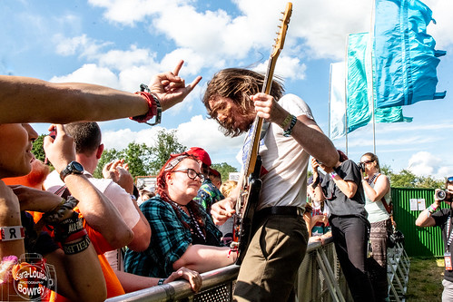 Pulled Apart By Horses at 2000 Trees 2019