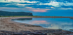 Durras Lake North Pano