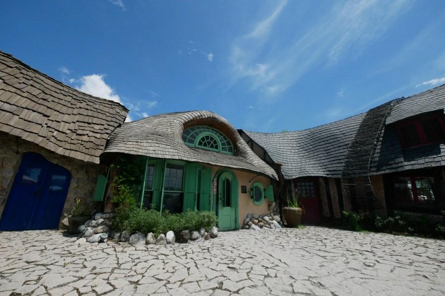 [花蓮旅遊]壽豐鄉|Mr. Sam – 山姆先生咖啡館~就像童話故事裡的童話屋.動畫世界裡的移動城堡 @VIVIYU小世界