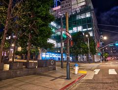 1st Street in San Francisco