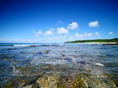 澎湖 裡正角沙灘