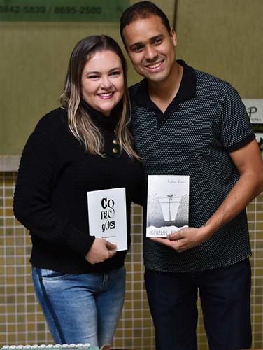 Rudson e a mulher, Paola