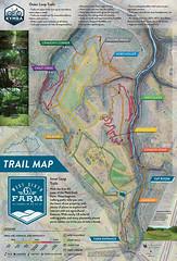 West 6th Farm map