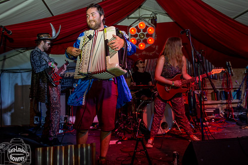 The Cabarats at Boomtown Fair 2019