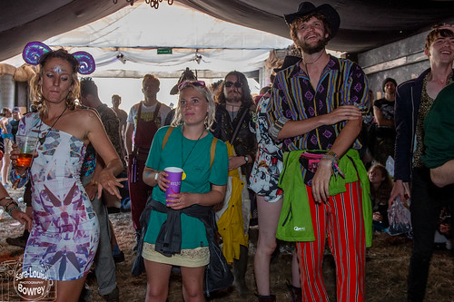 Muddy Summers & The Dirty Filed Whores at Boomtown Fair 2019