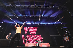 20190814 - Bed Legs | Festival Vodafone Paredes de Coura'19 @ Praia Fluvial do Taboão