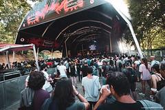 20190816 - Derby Motoreta's Burrito Kachimba | Festival Vodafone Paredes de Coura'19 @ Praia Fluvial do Taboão