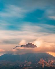 Popocatépetl is sleeping