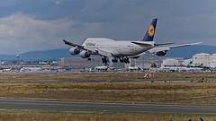 D-ABYD: Lufthansa Boeing B747-800
