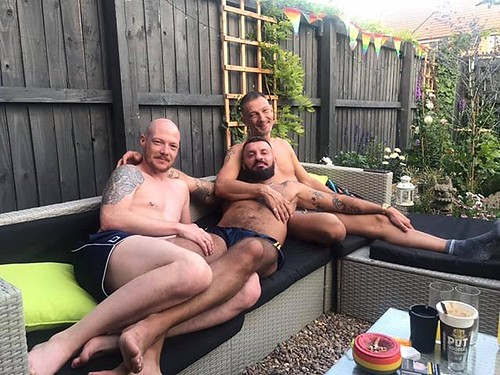 Today is all about...a chilled end to Manchester Pride