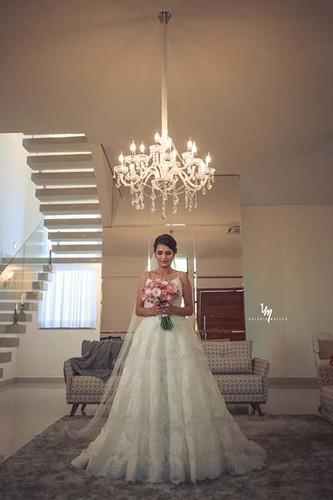 No espaço VIP do Folha de Prata, onde os noivos podem se instalar antes e depois do casamento, já na noite de núpcias