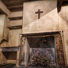 Interno del cachot dove visse la famiglia di Bernadette per un periodo #Lourdes #ORP #pellegrinaggiodiocesano2019