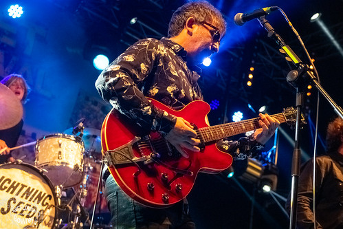 Lightning Seeds at Watchet Festival 2019
